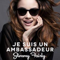 Je suis ambassadeur de Jimmy Fairly ! Utilisez ce code et bénéficiez de 10€ de réduction : celine.gautrand