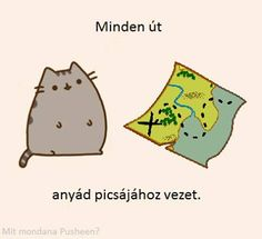 miau Pusheen Cute, Hooked On A Feeling, Grumpy Cat, Funny Moments, Puns, Anime, Funny Pictures, Jokes, Humor