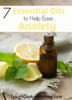 7 Essential Oils To Help Ease Anxiety