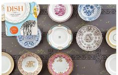 Love photo of these elegant vintage dishes.