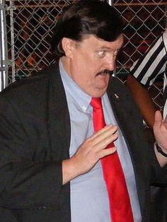 """William Alvin Moody a.a """"Paul Bearer"""" WWE Wrestling 1954 - 2013 Paul Bearer, Joseph Stalin, Professional Wrestling, Wwe Wrestlers, Famous People, Undertaker, Hero, Water Feature, Vintage Stuff"""
