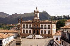 Ouro Preto, Minas Gerais - Brasil - Museu da Inconfidência