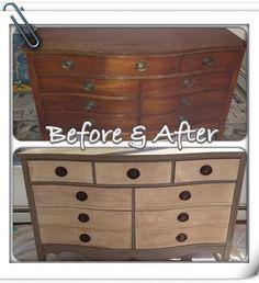 Nadia Baldassano just finished this dresser, Beautiful job! Soooooo many talented customers, thanks for sharing.   #anniesloan #warehouseprovence