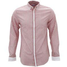 Shirtacy Double Collar Pink Stripe Shirt by Shirtacy HKD$249 #formalshirts #businessattire #workshirt #mensfashion #menswear #hk #hongkong #onlinestore #onlineshopping #hkshop #stylish #collar #doublecollar #stripe #shirtacy