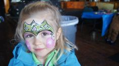 Face painting at King Neptues for the Carnival Lake George, Carnival, King, Events, Face, Painting, Happenings, Carnivals, Paintings