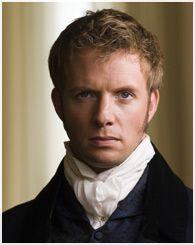 Captain Wentworth (Rupert Penry-Jones): most handsome of the Austen Men