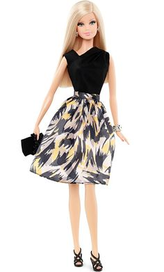 Tim Gunn Barbie Doll 2012  .................35.15.6 qw