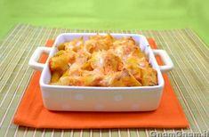 Pasta zucca e ricotta | Le ricette di GnamGnam