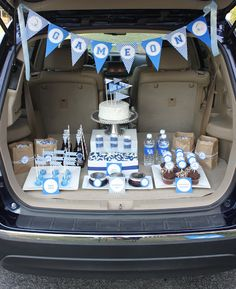 Tailgating Party Ideas & Free Printables