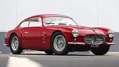 1956 Maserati A6G/54 Berlinetta Zagato