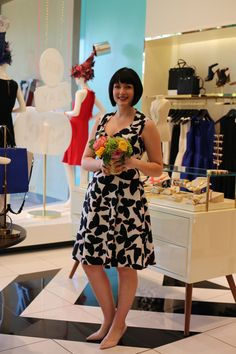 Flower Arranging at Kate Spade // By Way of Berlin blog