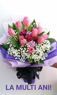 Bubu Bubu, Floral Wreath, Happy Birthday, Wreaths, Pretty, Cami, Decor, Birthday, Happy Brithday