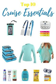 If you're wondering what to bring on a cruise, read our list of the top cruise essentials to pack! Our list will help you decide what to take on a cruise. Top Cruise, Best Cruise, Cruise Travel, Cruise Vacation, Disney Cruise, Honeymoon Cruise, Cruise Destinations, Vacation Spots, Bermuda Vacations