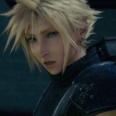 Final Fantasy Cloud, Final Fantasy Artwork, Final Fantasy Vii Remake, Fantasy Series, Fantasy Male, Dark Fantasy Art, Fantasy World, Cloud And Tifa, Cloud Strife