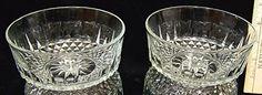 "Vintage Arcoroc Luminarc Diamant Starburst USA Cristal d'Arques JG Durand Set of Two 5"" Bowls Arcoroc Luminarc Cristal d'Arques http://www.amazon.com/dp/B00O5KSK3A/ref=cm_sw_r_pi_dp_AdZlub0R39ZK0"