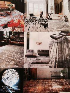 adorei essa marca de tapetes, tem umas coisas bem cool! a questao eh o preco ;)