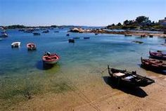Arousa Island Galicia Spain -Conflict of Pinterest