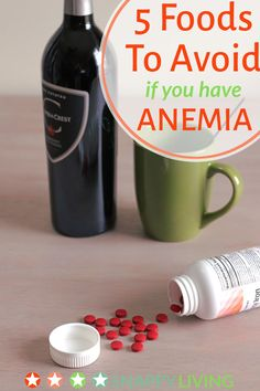 Should You Avoid These Foods if You Have Anemia Most of the advice you see online for anemia is about eating foods that are rich in iron. But did you know there are also foods to avoid eating if you have anemia - foods that can deplete your body of iron? Anemia Diet, Food For Anemia, Anemia Foods, Hypothyroidism, Foods With Iron, Foods High In Iron, Iron Rich Foods, Foods That Have Iron, Iron Rich Recipes