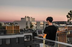 Sometimes you need to take a moment and appreciate the view Ko Ko Bop, Changsha, Exo K, Yixing, Record Producer, Willis Tower, Super Powers, Pop Group, Jaehyun