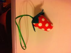 Strawberry scissor keeper