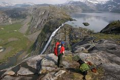 He has hiked in 37 of Norway's 47 national parks and made a project out of it. Alesund, Local Tour, Wildlife Safari, Tromso, Stavanger, Go Hiking, Paragliding, Lofoten, Summer Activities