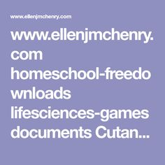 www.ellenjmchenry.com homeschool-freedownloads lifesciences-games documents Cutandassemblevirusmodels.pdf