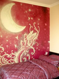Captivating I Want This For My Kids Room. When I Eventually Have A Little · Kids  MuralsWall ...