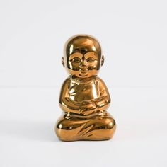 Vintage Brass Baby Buddha Vase Baby Buddha, Religious Art, This Is Us, Brass, Antiques, Gold, Inspiration, Vintage, Antiquities