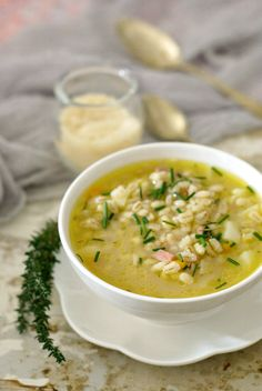 Detox Recipes, Meat Recipes, Wine Recipes, Raw Food Recipes, Vegetarian Recipes, Cooking Recipes, Healthy Recipes, Clean Eating Soup, Clean Diet