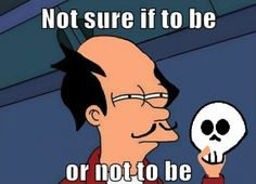 No sure if...