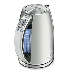 "Cuisinart ""PerfecTemp"" Cordless Electric Kettle 