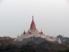 Is Bagan as Impressive as Angkor Wat?: Ananda Temple in Bagan, Myanmar
