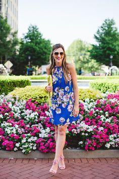 Nordstrom Anniversary Sale Floral Dress