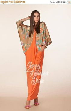 SALE ON 20 % OFF Caftan/ Maxi Dress/ Kaftan/ Abaya/ Elegant