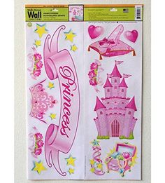 Main Street Wall Creations Jumbo Stickers Wall Decals   Pink Princess |  Ideas For The House | Pinterest | Wall Decals, Walls And House Part 81