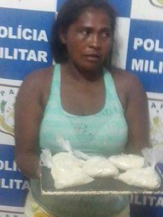 POLÍCIA DO PARÁ Ao Alcance de Todos!: POLÍCIAS CIVIL E MILITAR FLAGRAM MULHER ENVOLVIDA ...