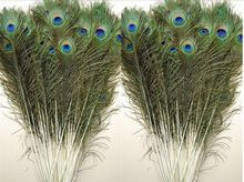 peacock feather centerpieces Promotion, Buy Promotional peacock feather centerpieces on Aliexpress Mobile