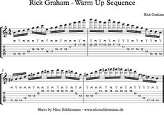 Rick Graham - Warm Up Sequence