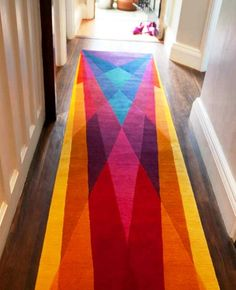 Carpet Design by Sonya Winner