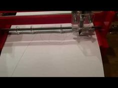 SIMPLE DIY PEN PLOTTER, GREAT FIRST CNC PROJECT http://www.thingiverse.com/thing:633888