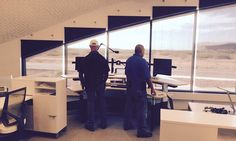 Google is testing solar-powered drones at Spaceport America in New Mexico to explore ways to deliver high-speed