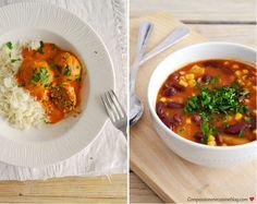 Compassionate cuisine... receitas de 2013