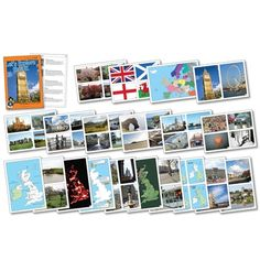 Let's Explore the UK Photopack