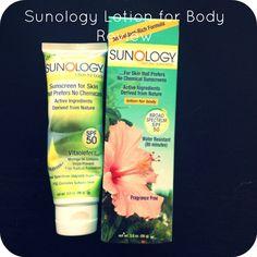 Sunology Sunscreen