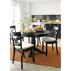 Avalon Extension dining table for an eat-in kitchen?