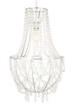 Buy large lace ball easy to fit from the next uk online shop buy grace easy to fit chandelier from the next uk online shop aloadofball Gallery