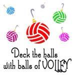 VolleyChick Deck the Halls with balls of Volley Christmas Tree Ornaments Volleyball Crafts, Volleyball Quotes, Volleyball Players, Volleyball Decorations, Volleyball Signs, Volleyball Ideas, Volleyball Training, Coaching Volleyball, Team Mom