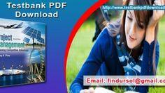 Test Bank PDF Download