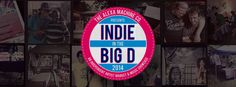 Mark your calendars for the Indie In The Big D on November 22, an artist market and music festival at Crowdus and Main at THE CURTAIN CLUB. Featuring- 30+ independent artists, jewelers, clothing lines and vintage furniture boutiques and 30 live music acts!