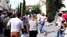 Fiestas Valle de Lecrín - Padul, Feria de Ganado Este fin de semana jóvenes y mayores han disfrutado de este animado y amable encierro. ¿Divertido verdad?